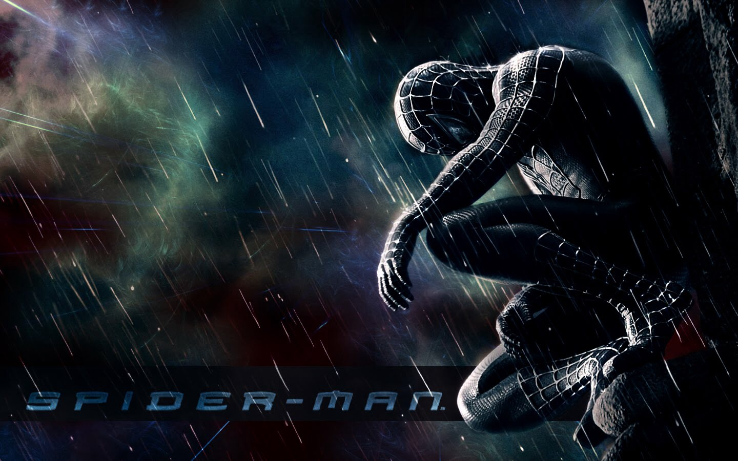 Spiderman 2014 – I Sing The Body Electric…