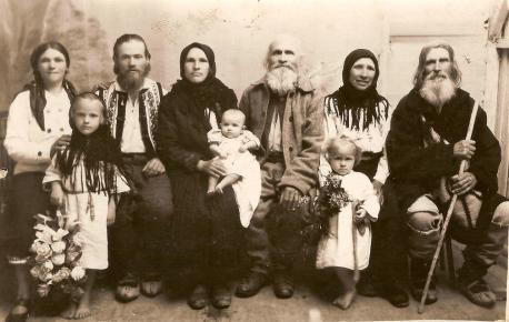Foto batrani veche