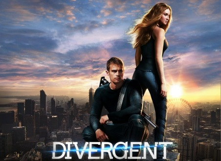 poster-Shailene Woodley-movie review-divergent-2014-dante ross-danterants-blogspot-com