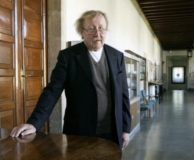 Peter Sloterdijk receives the 3rd Bento Spinoza Award