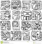 mayan-glyphs-vector-set-aztec-ancient-gods-characters-white-59964175